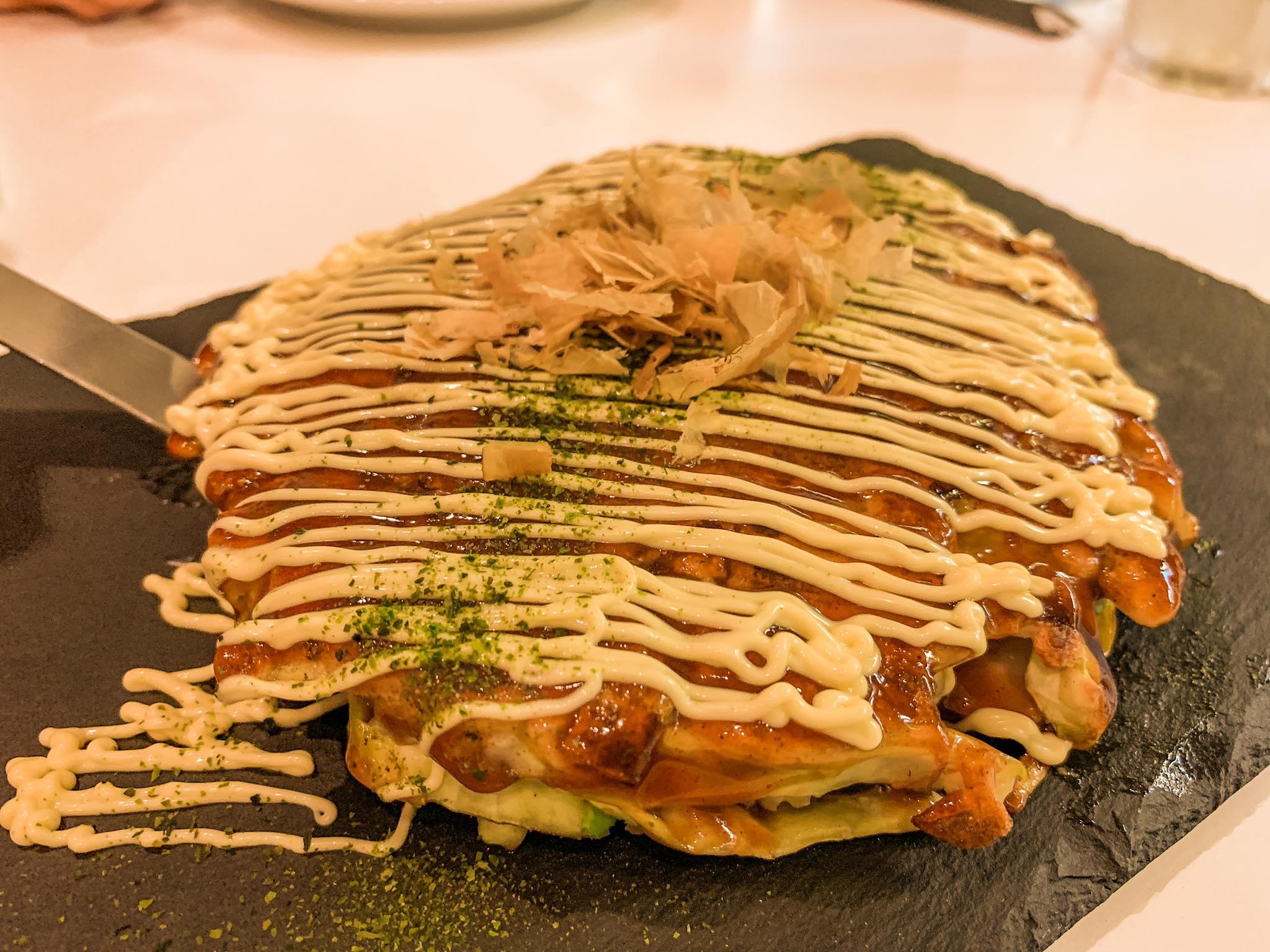 Haci Okonomiyaki Jedyne Takie Miejsce W Warszawie