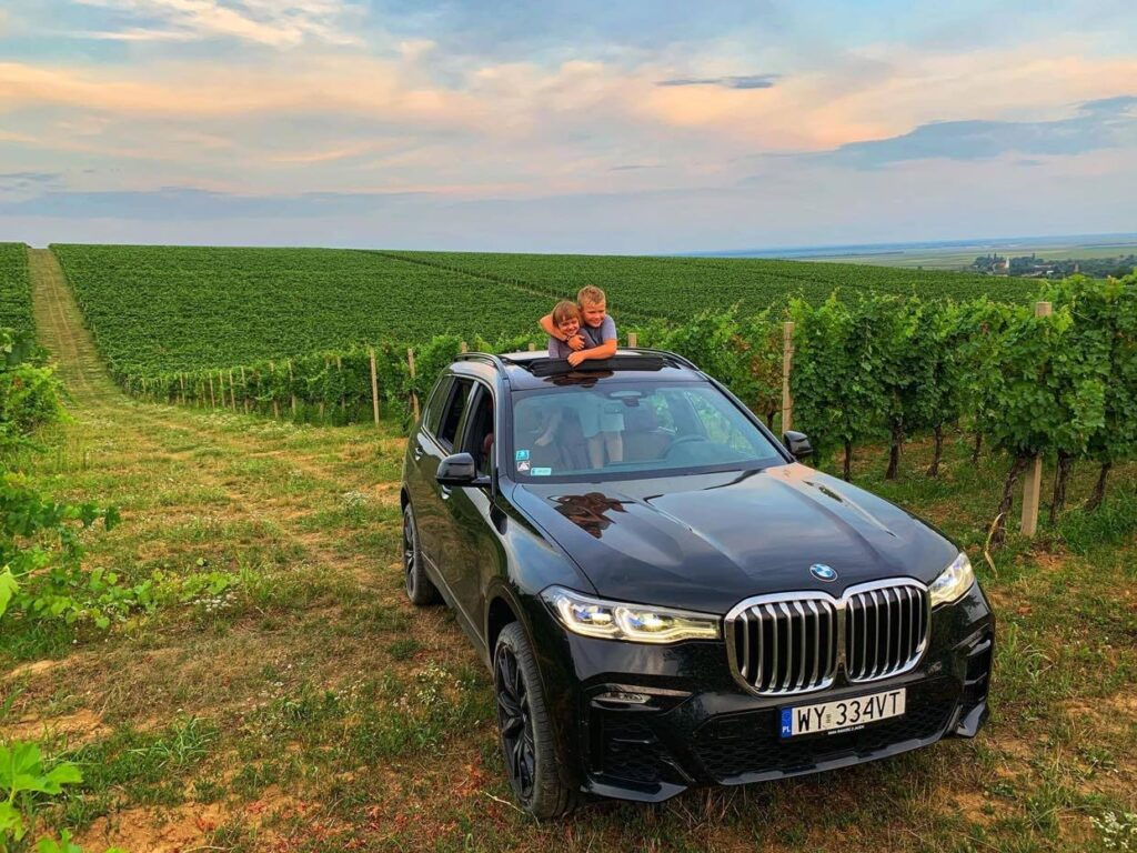 BMW X7_Chorwacja