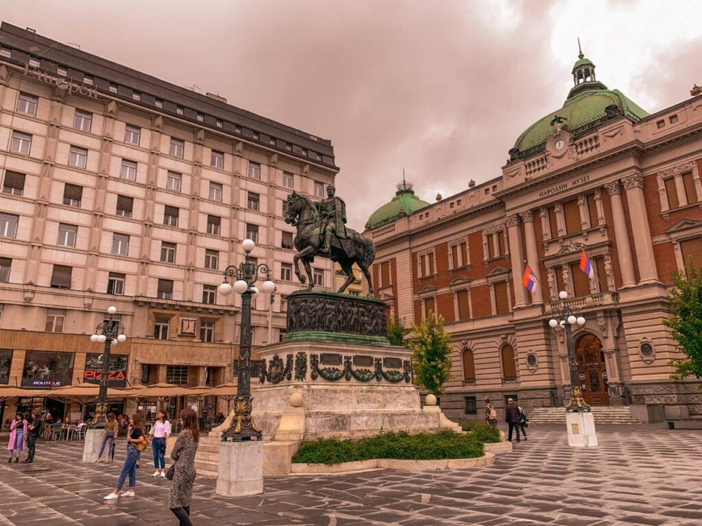 Belgrad_Plac Republiki
