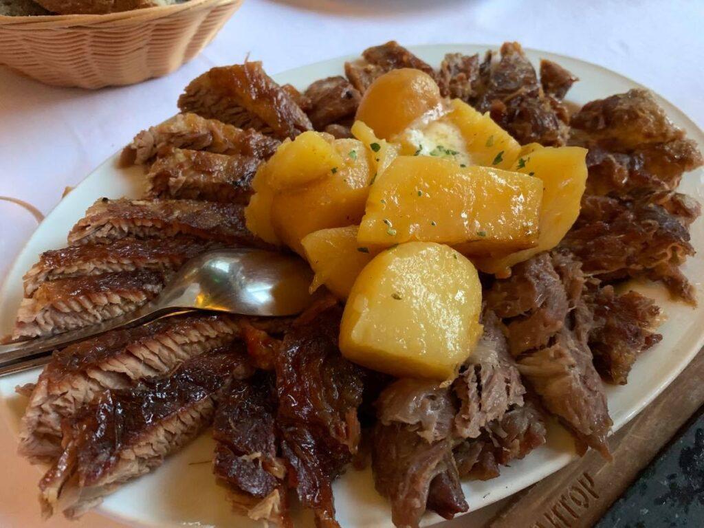 Durmitor_cielęcina i ziemniaki