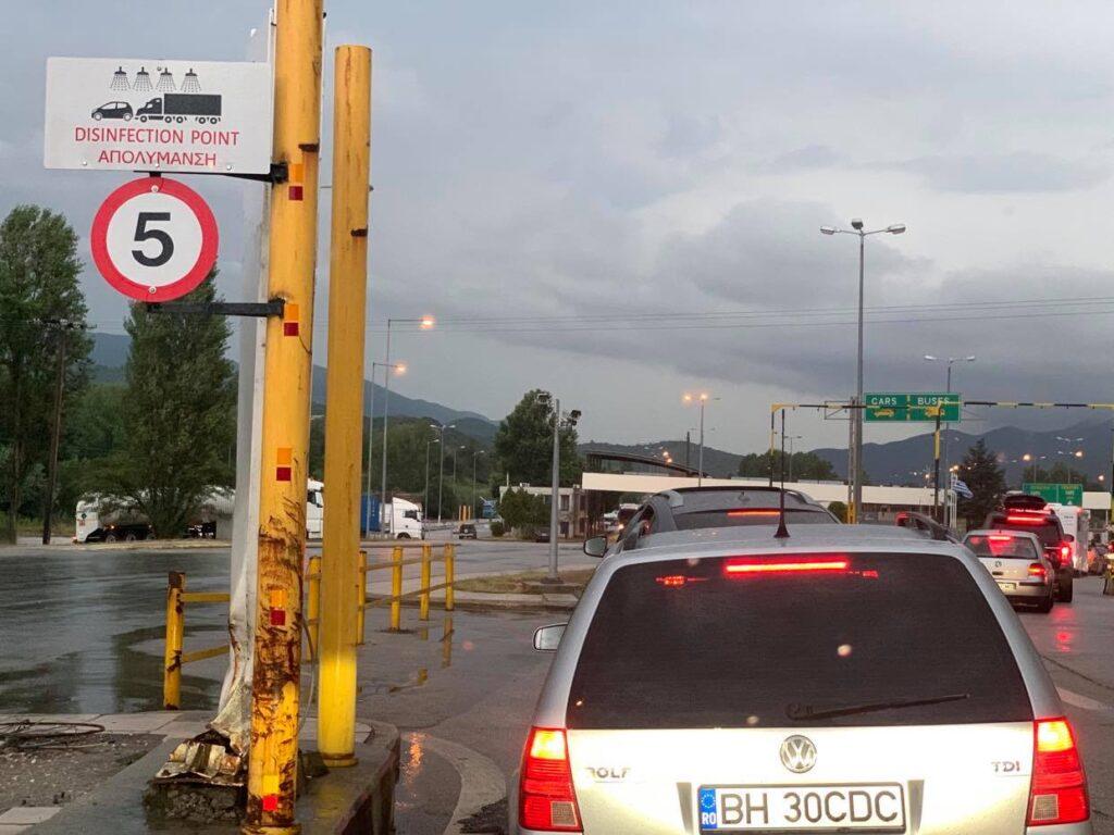 Granica z Grecją