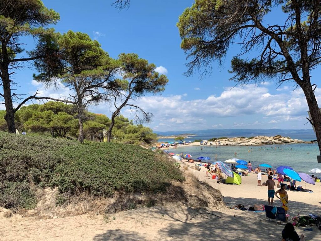 Karydi Beach_Sithonia_Chalkidiki