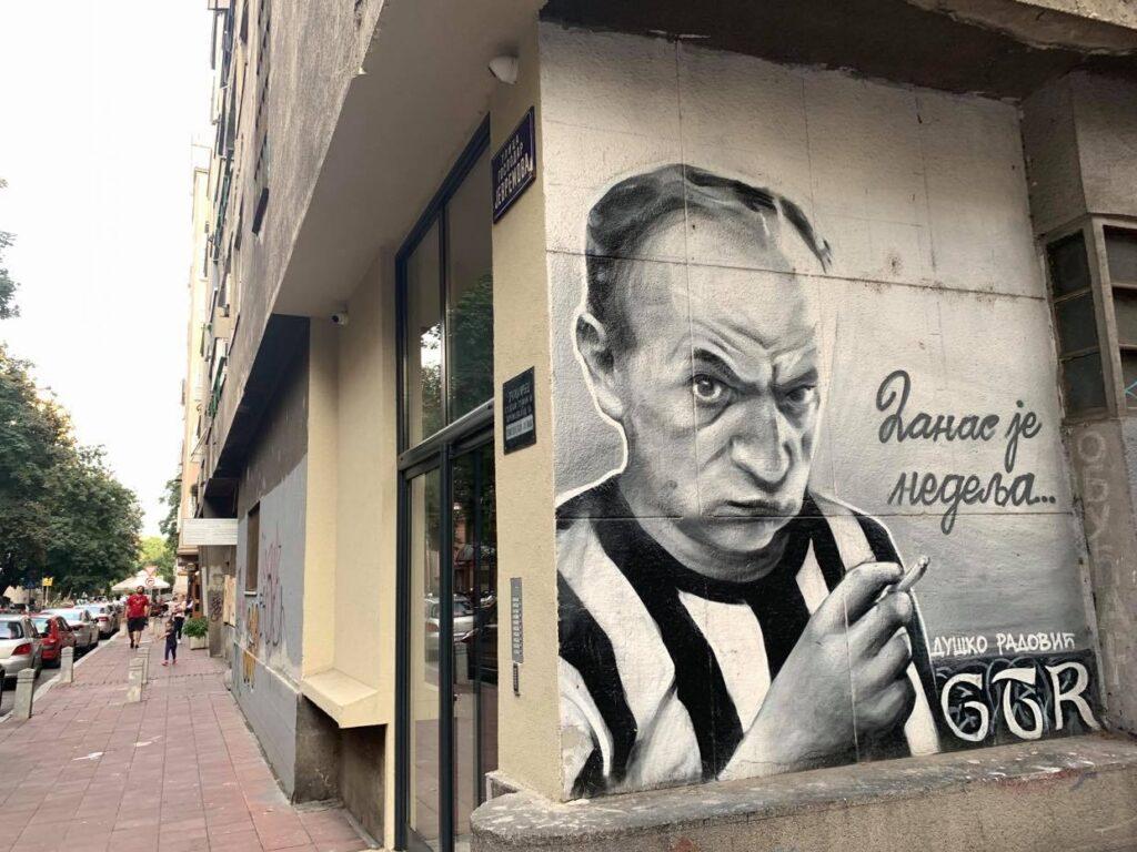 Murale Belgrad