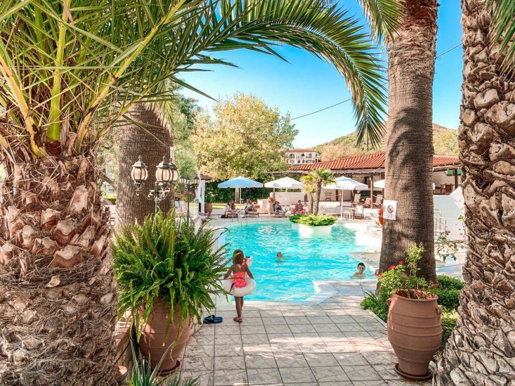 Uranupoli_hotel Pyrgos