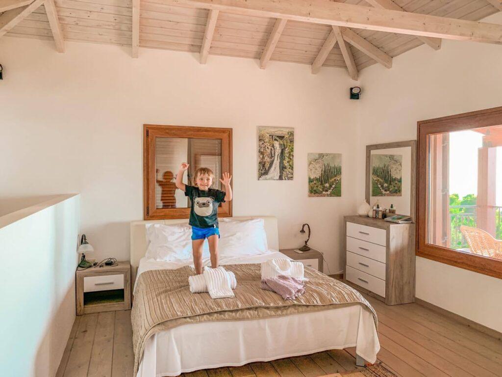 Villa Agapi_wnętrze