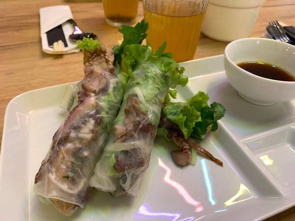Hanoi Grill_springrolls