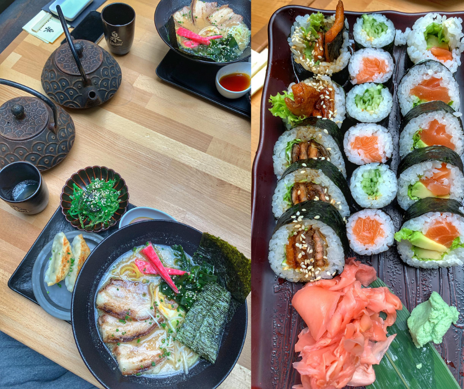 Lunch Izumi