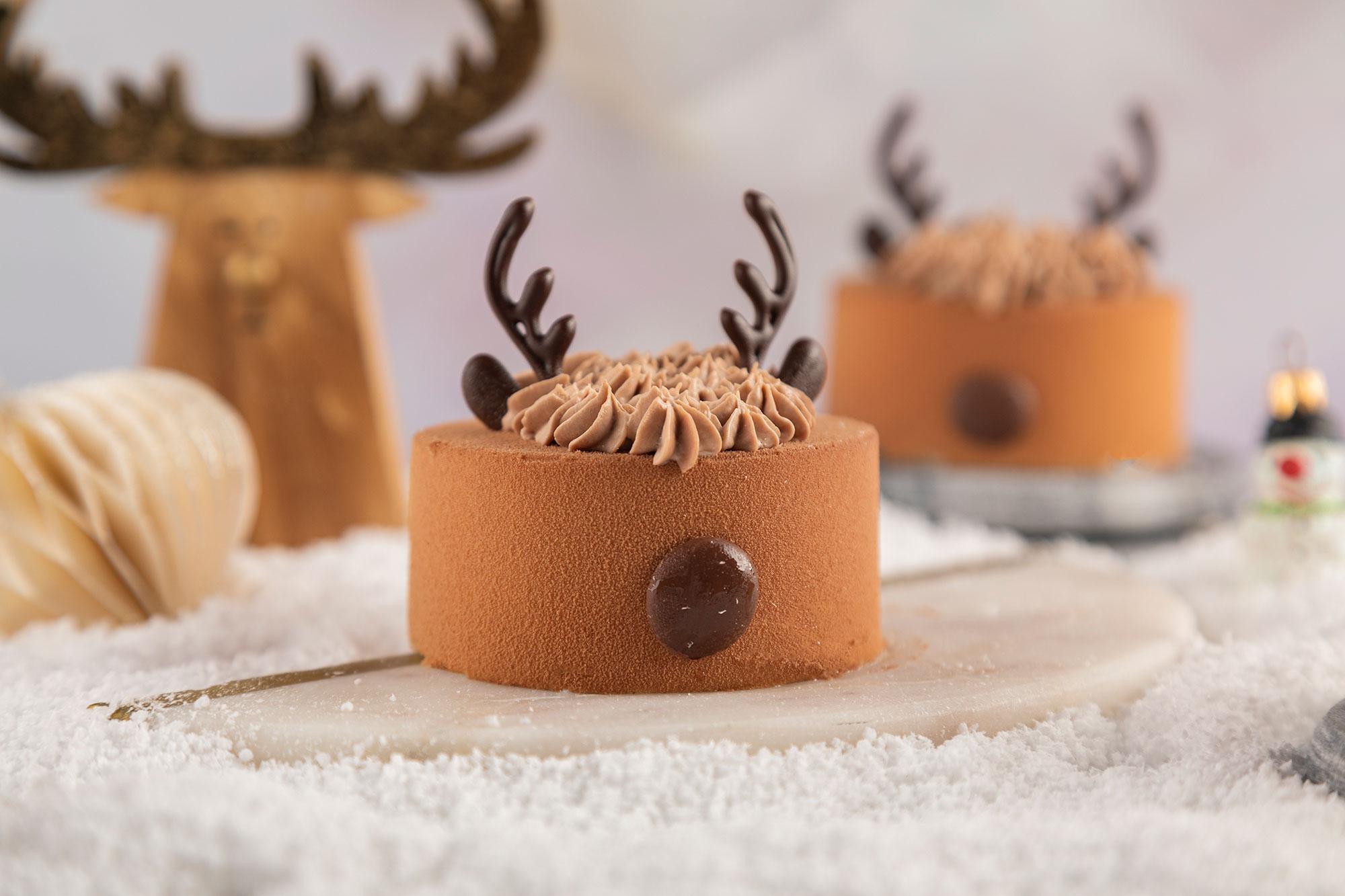 oferta świąteczna DESEO, ciastka DESEO, ciastka świąteczne DESEO, ciastko Rudolf, ciastko renifer