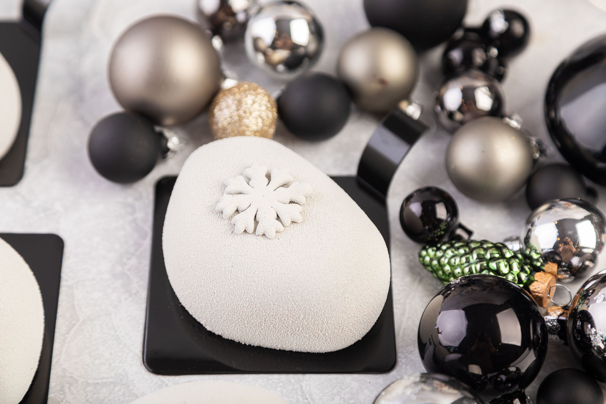 oferta świąteczna DESEO, ciastka DESEO, ciastka świąteczne DESEO, Santa Poppy