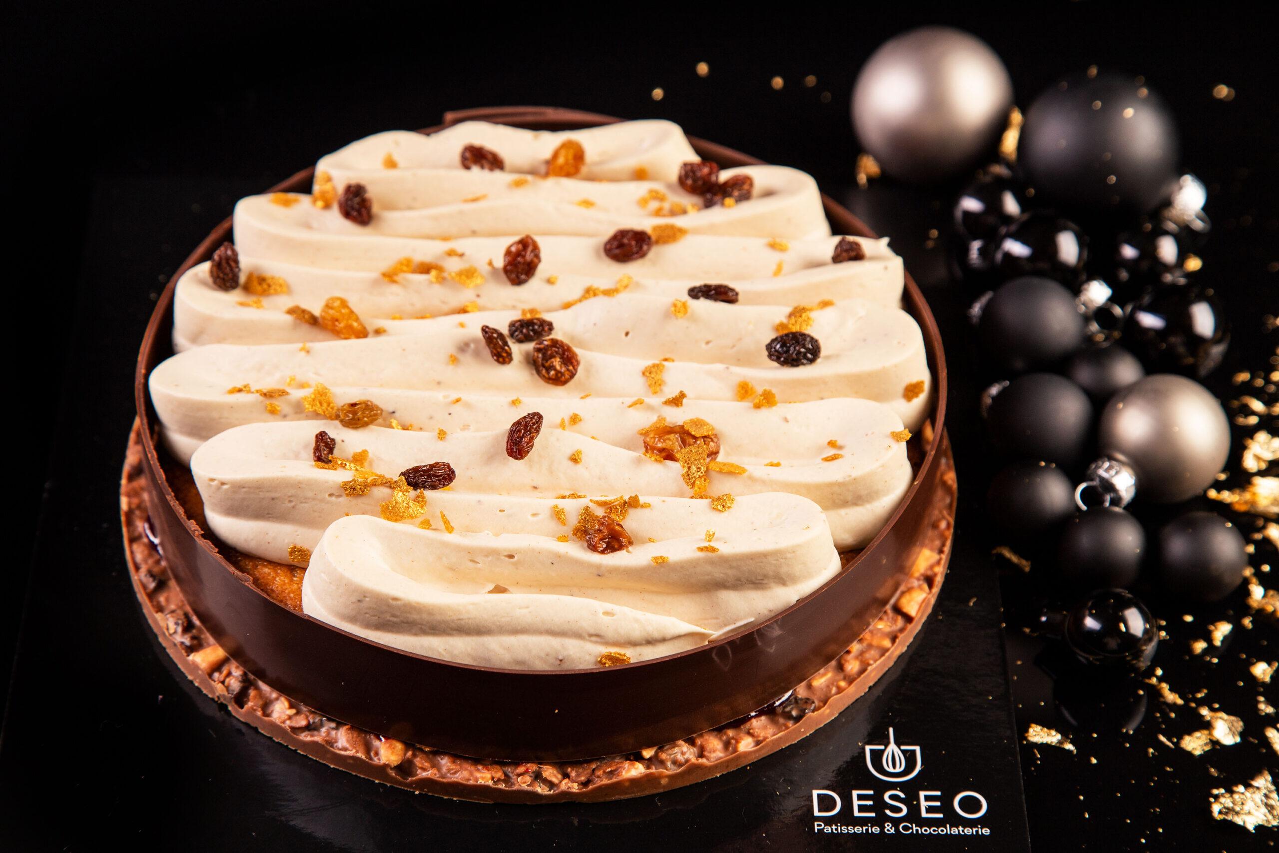 torty świąteczne DESEO, Boże Narodzenie z DESEO, Feliz Navidad