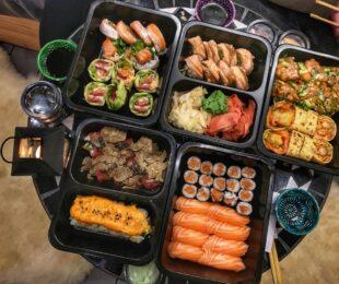 SAKANA sushi wilanów
