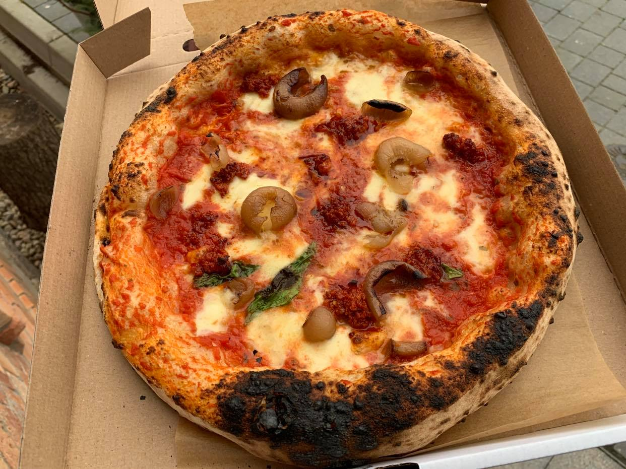 pizza Dziurka od Klucza