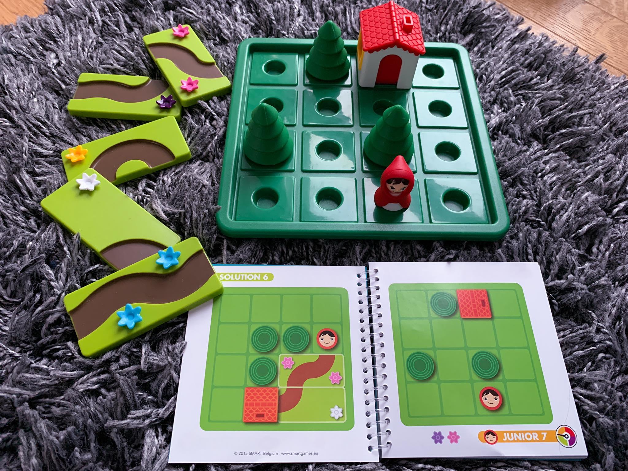 Smart Games_Czerwony Kapturek_2
