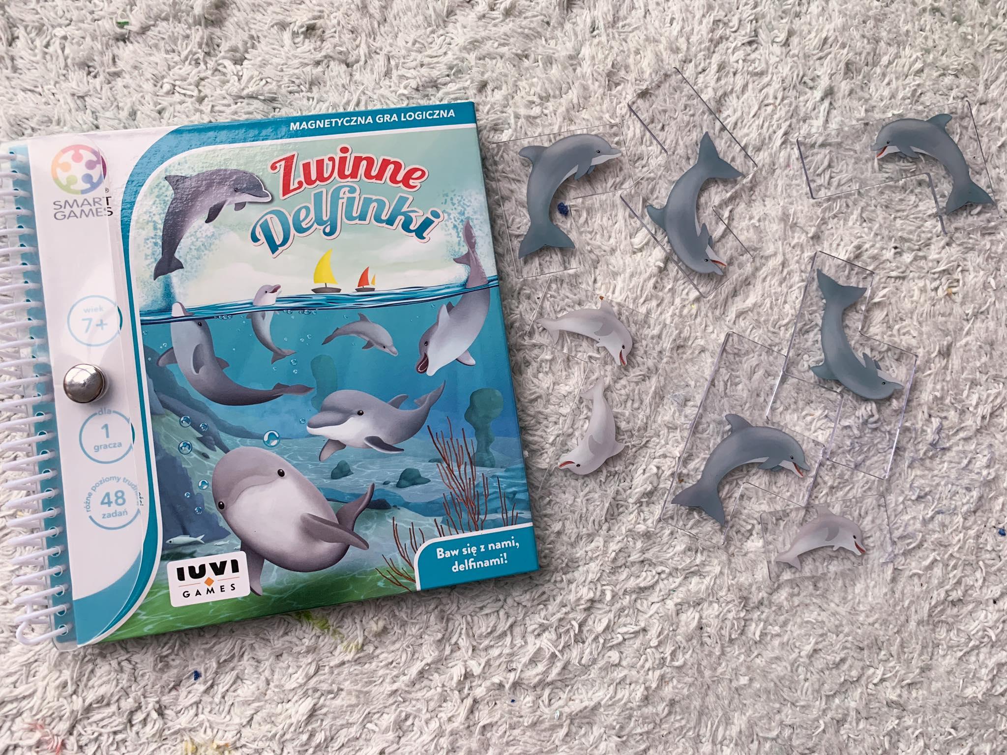 Smart Games_delfinki