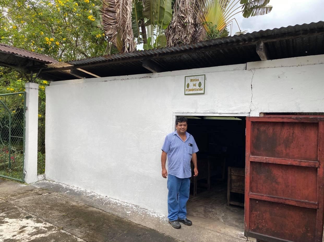 Bodega de Fermentacion Gwatemala