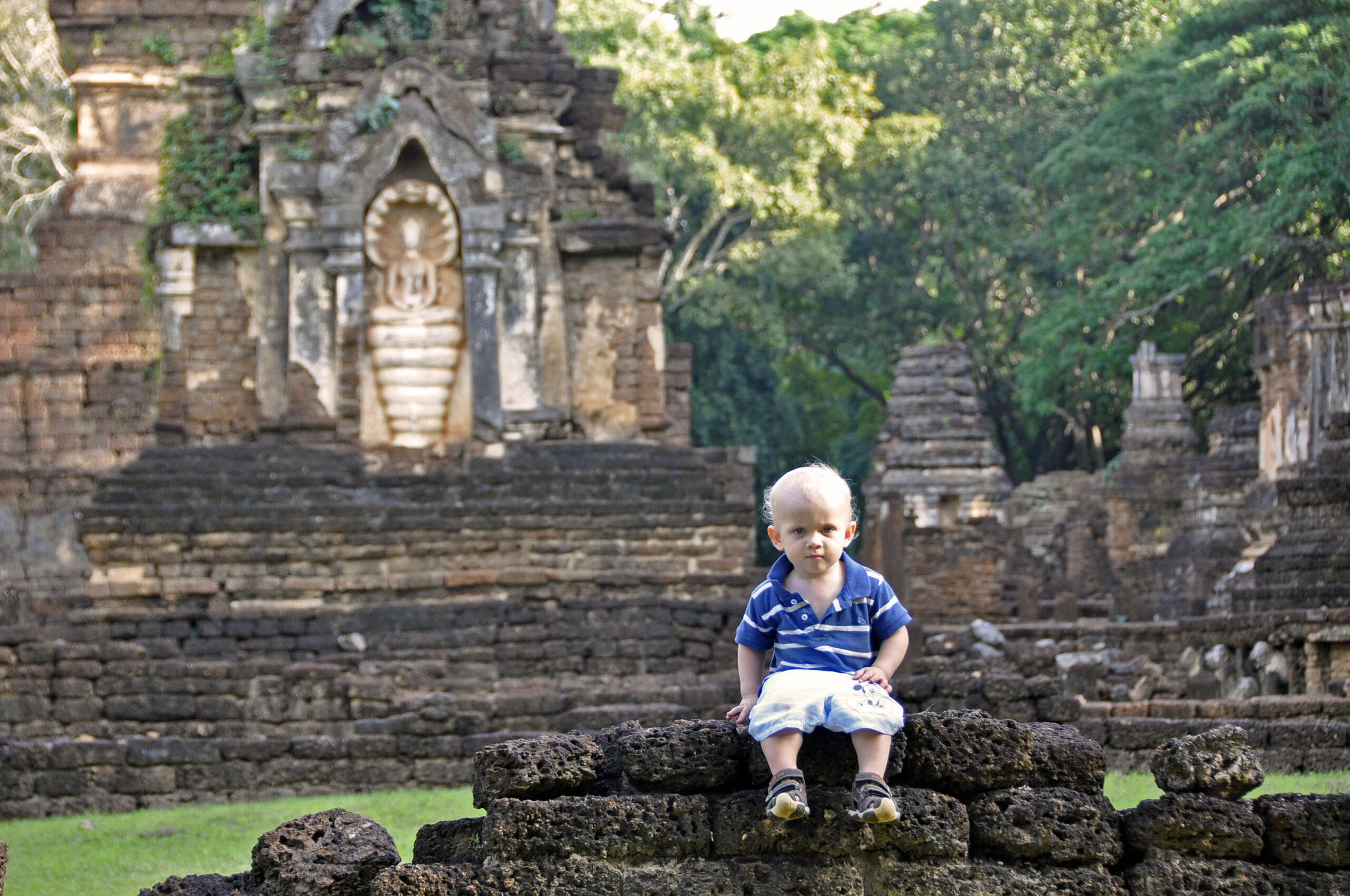 Tajlandia z dzieckiem, Tajlandia 2012