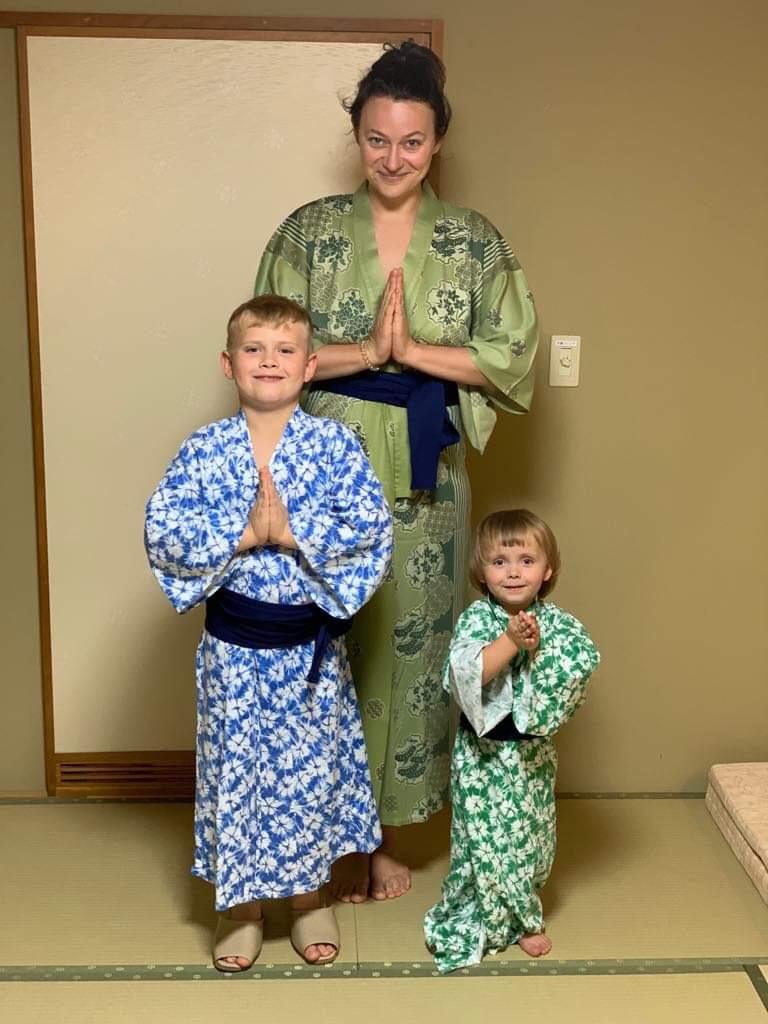 Japonia z dziećmi, Hokkaido