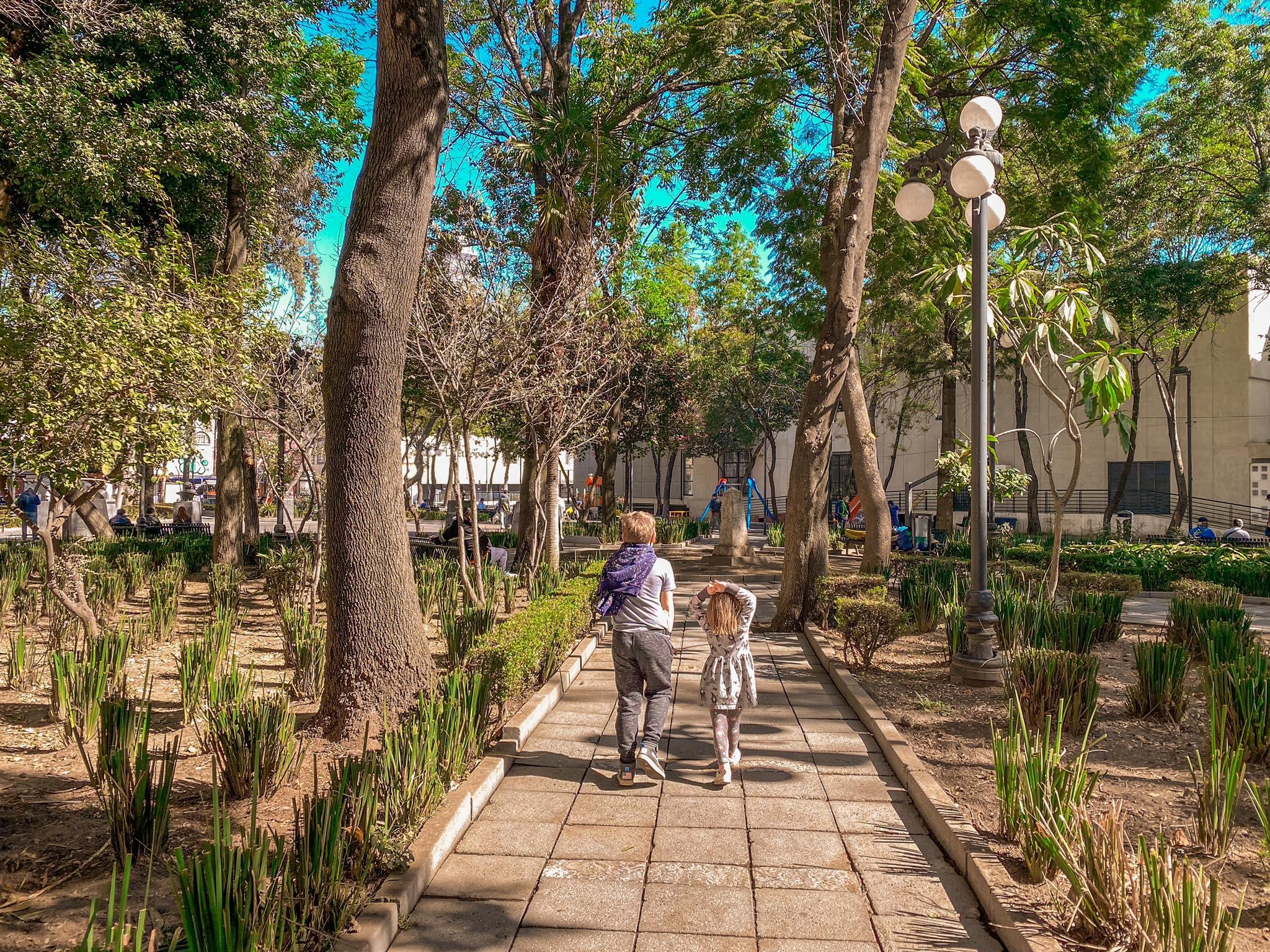 Mexico City_Barrio de San Juan