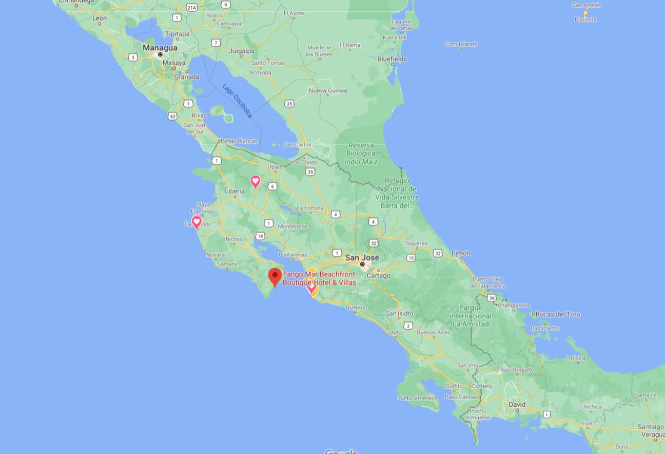 Tango Mar_lokalizacja na mapie