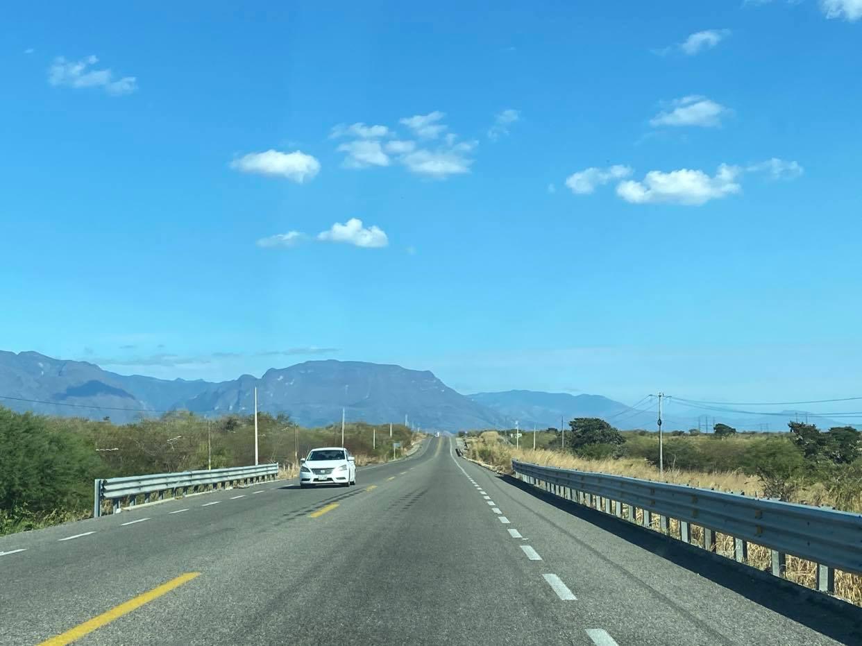 trasa Salina Cruz do Tapachula
