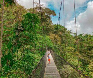 Hanging Bridges Arenal_zdjęcie tytułowe