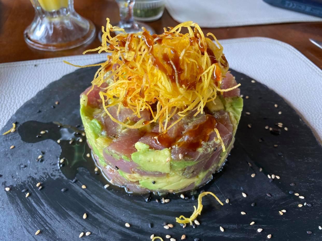 Patagonia del Mar_tatar z tuńczyka