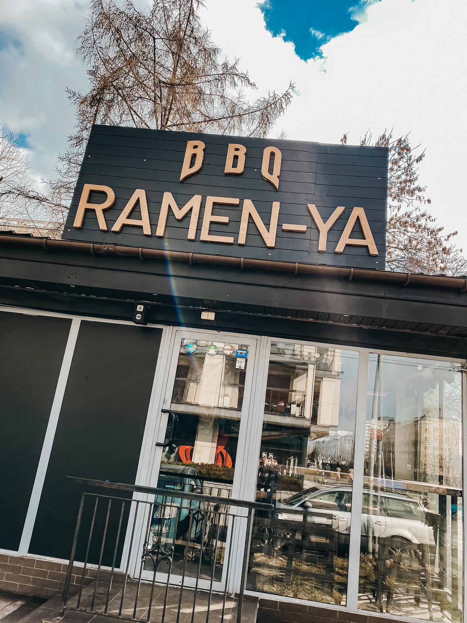 BBQ Ramenya_mokotów