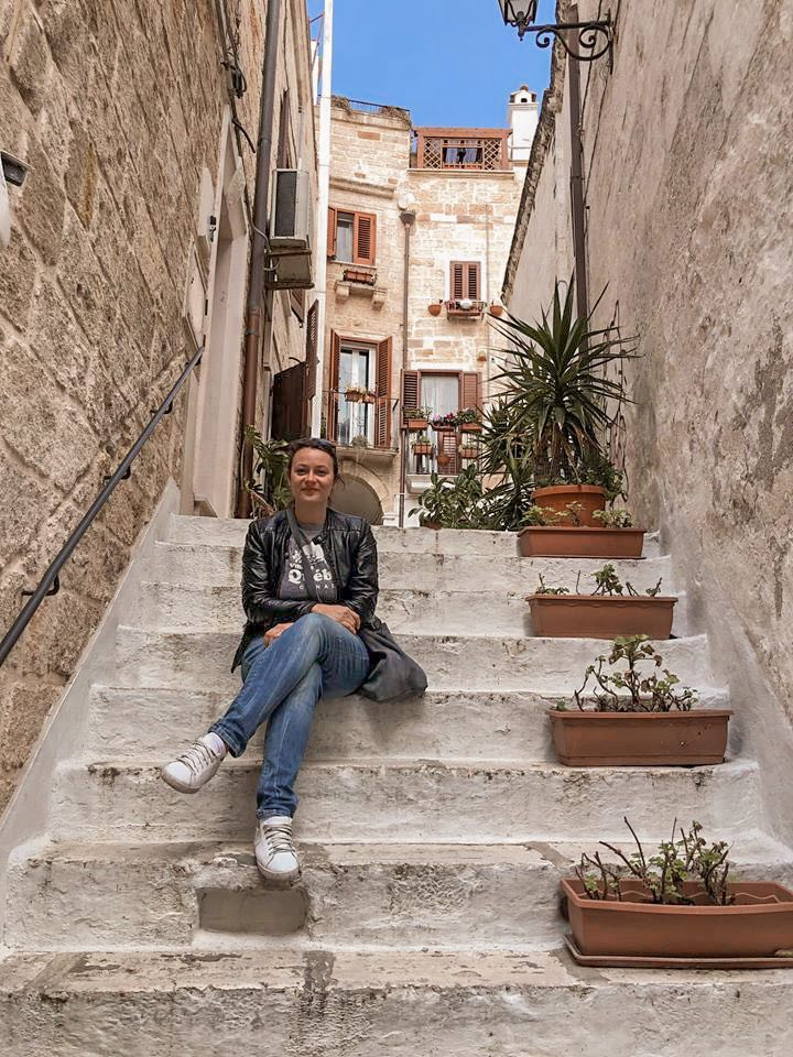 worek w Apulii