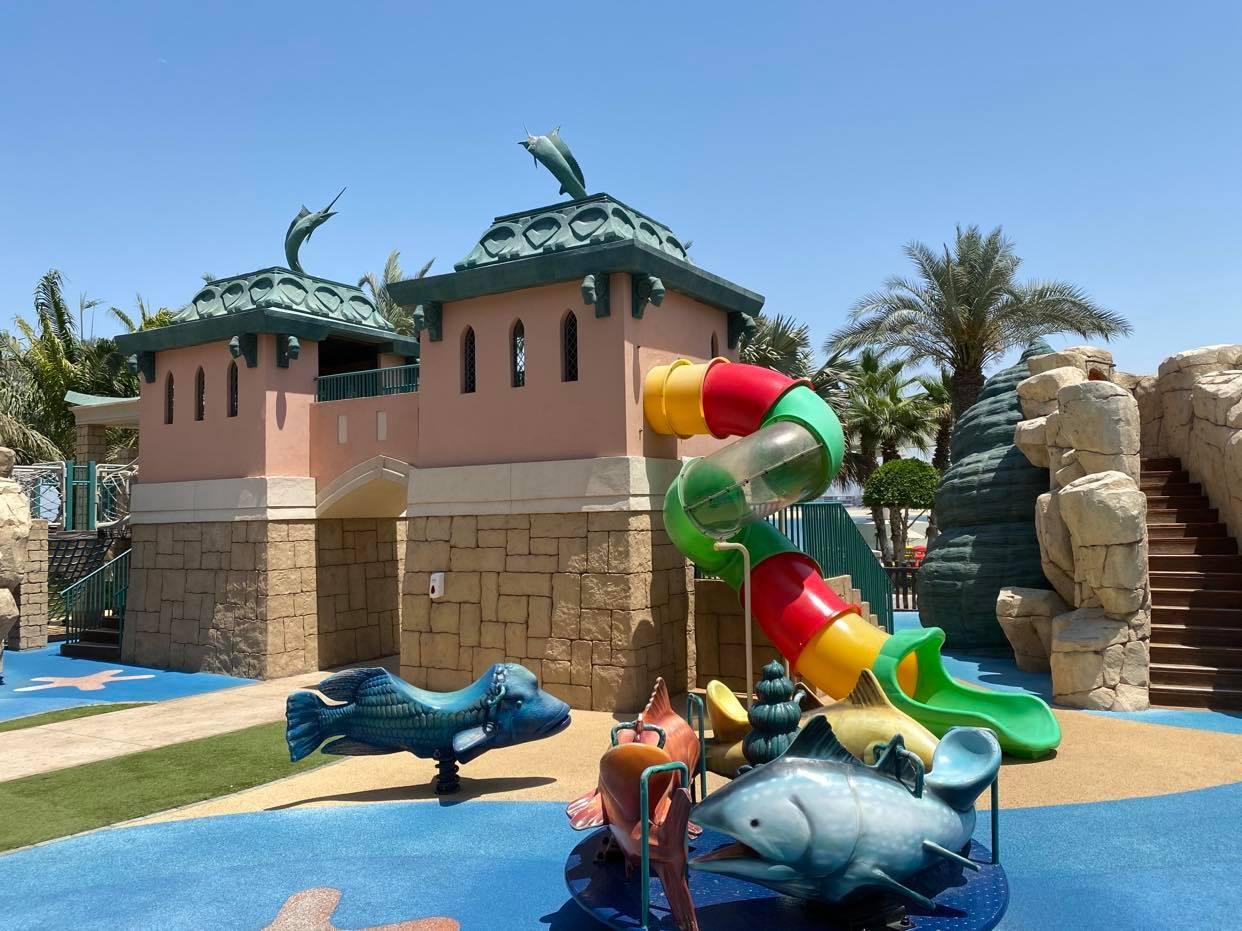 Atlantis plac zabaw