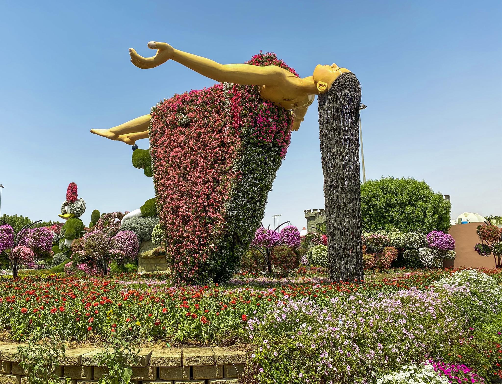 Dubai Miracle Garden_5