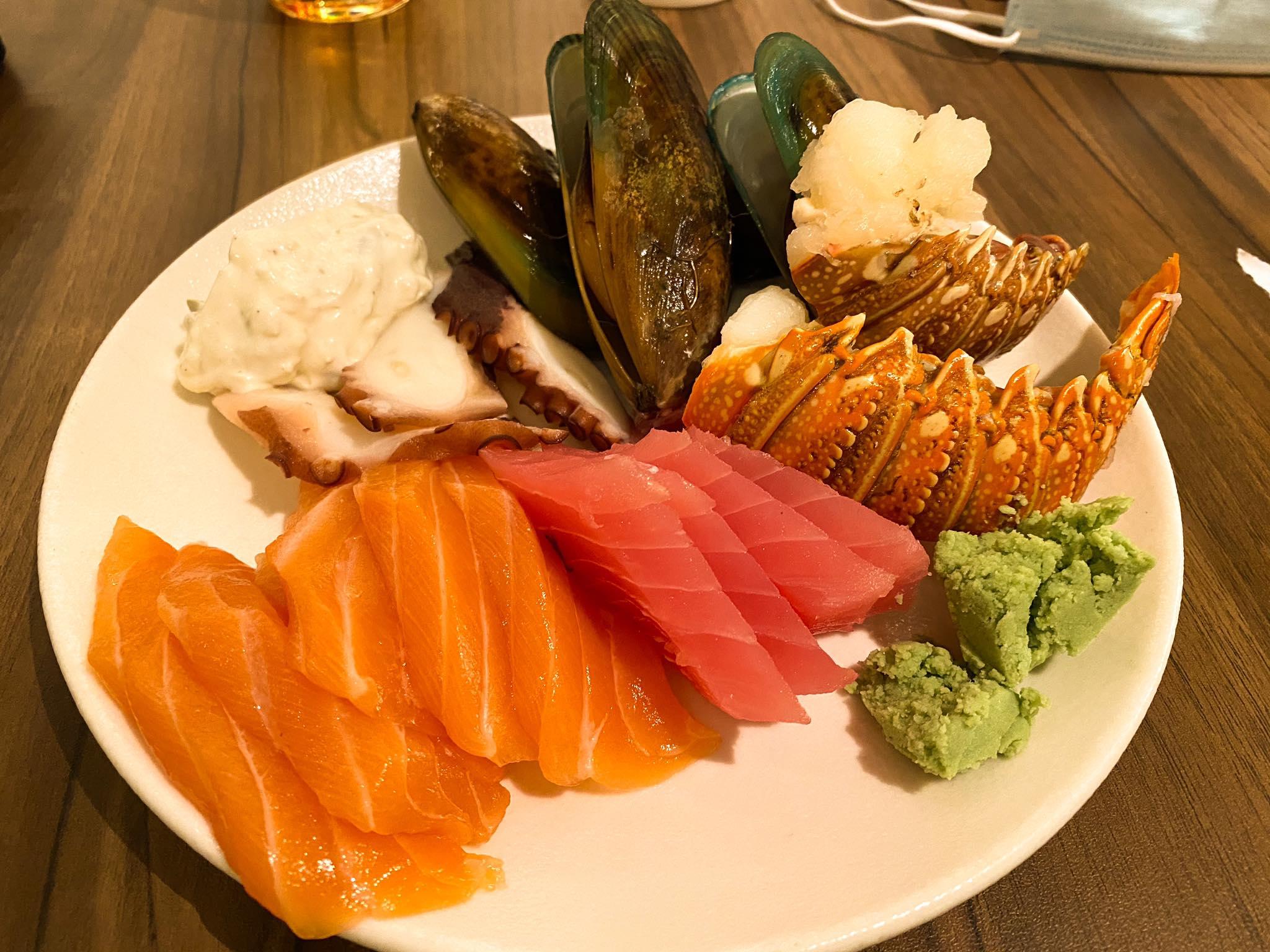 Seafood Night_Saffron