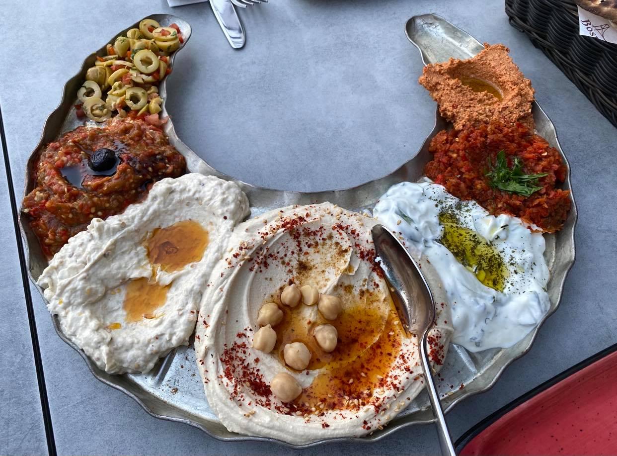 jedzenie w Dubaju