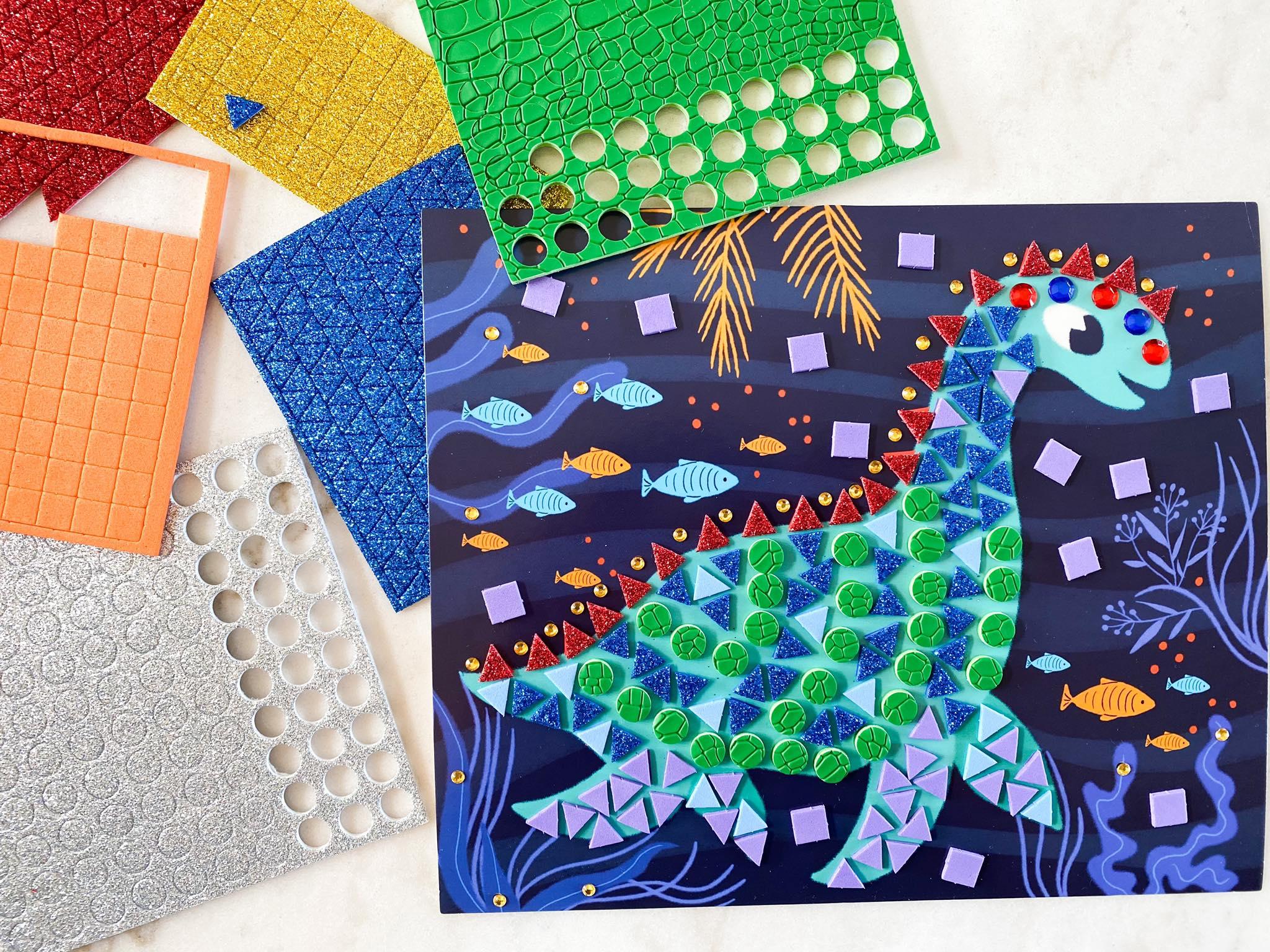 mozaiki Janod_dinozaury_3