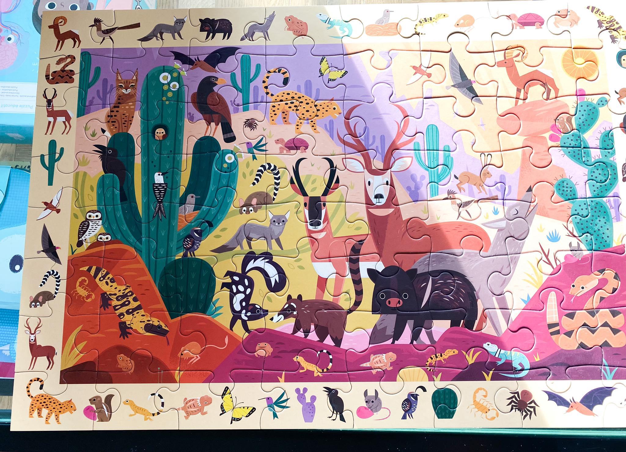 puzzle zwierzęta_2