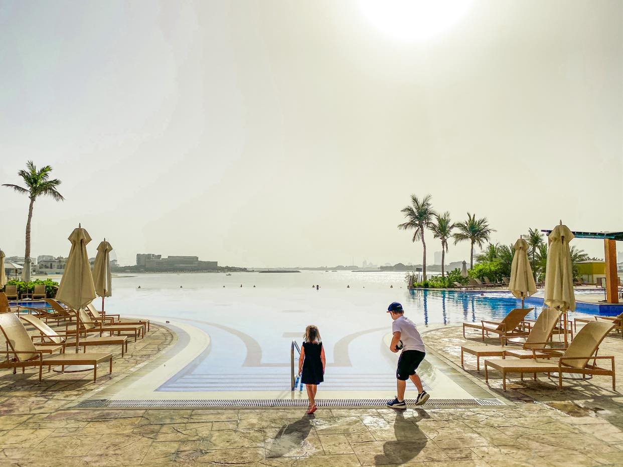 Andaz the Palm_basen