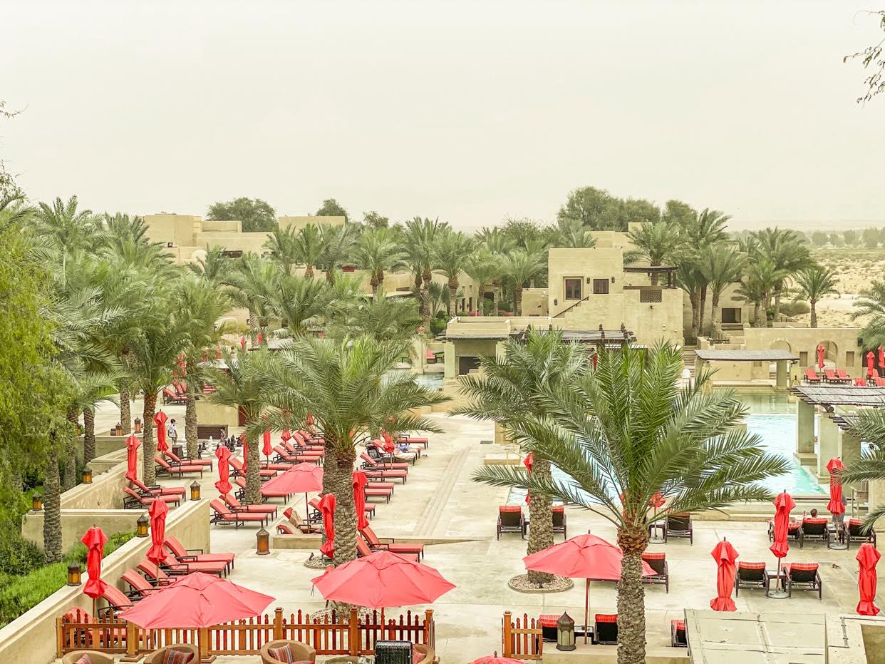 Bab al Shams_hotel