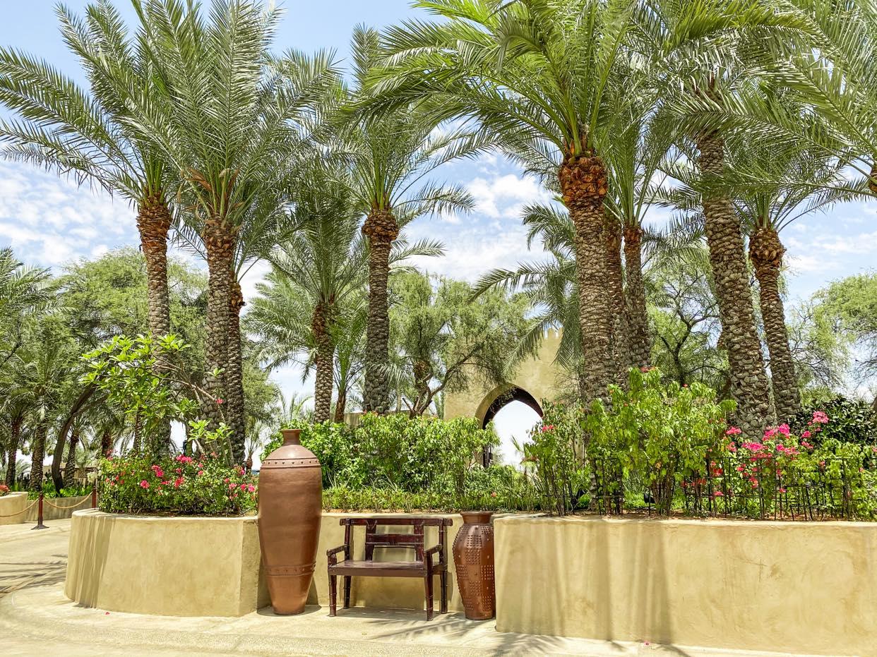 Bab al Shams_wjazd