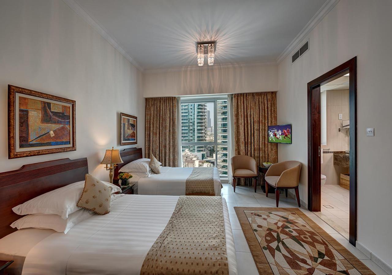 Marina Hotel Apartments_pokoje