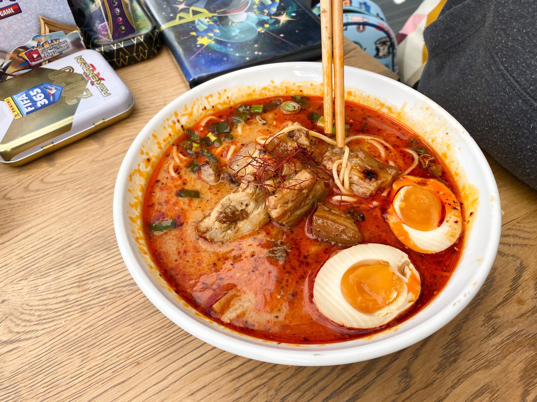 Yatta Ramen_spicy miso