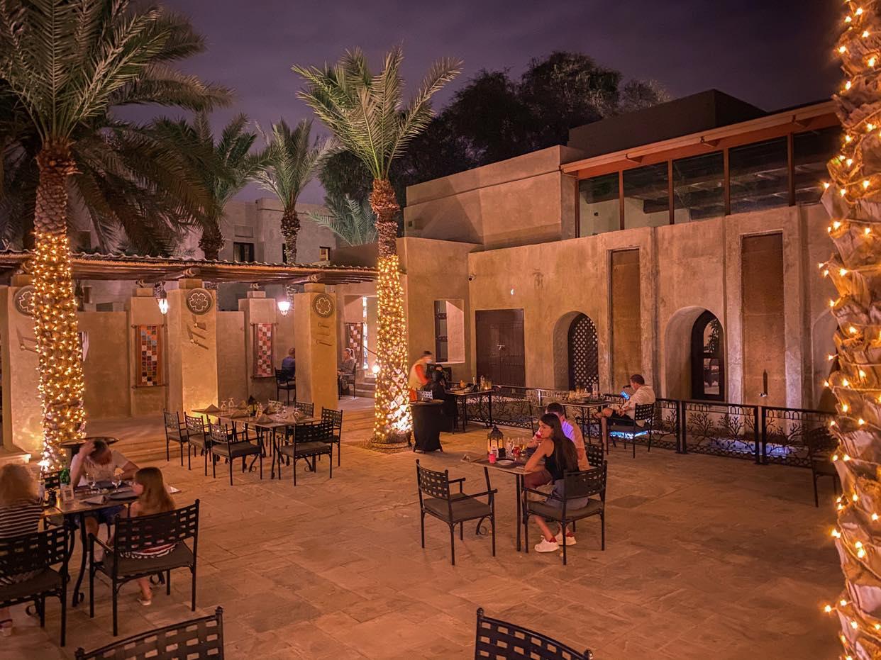 restauracja Masala_wieczorem