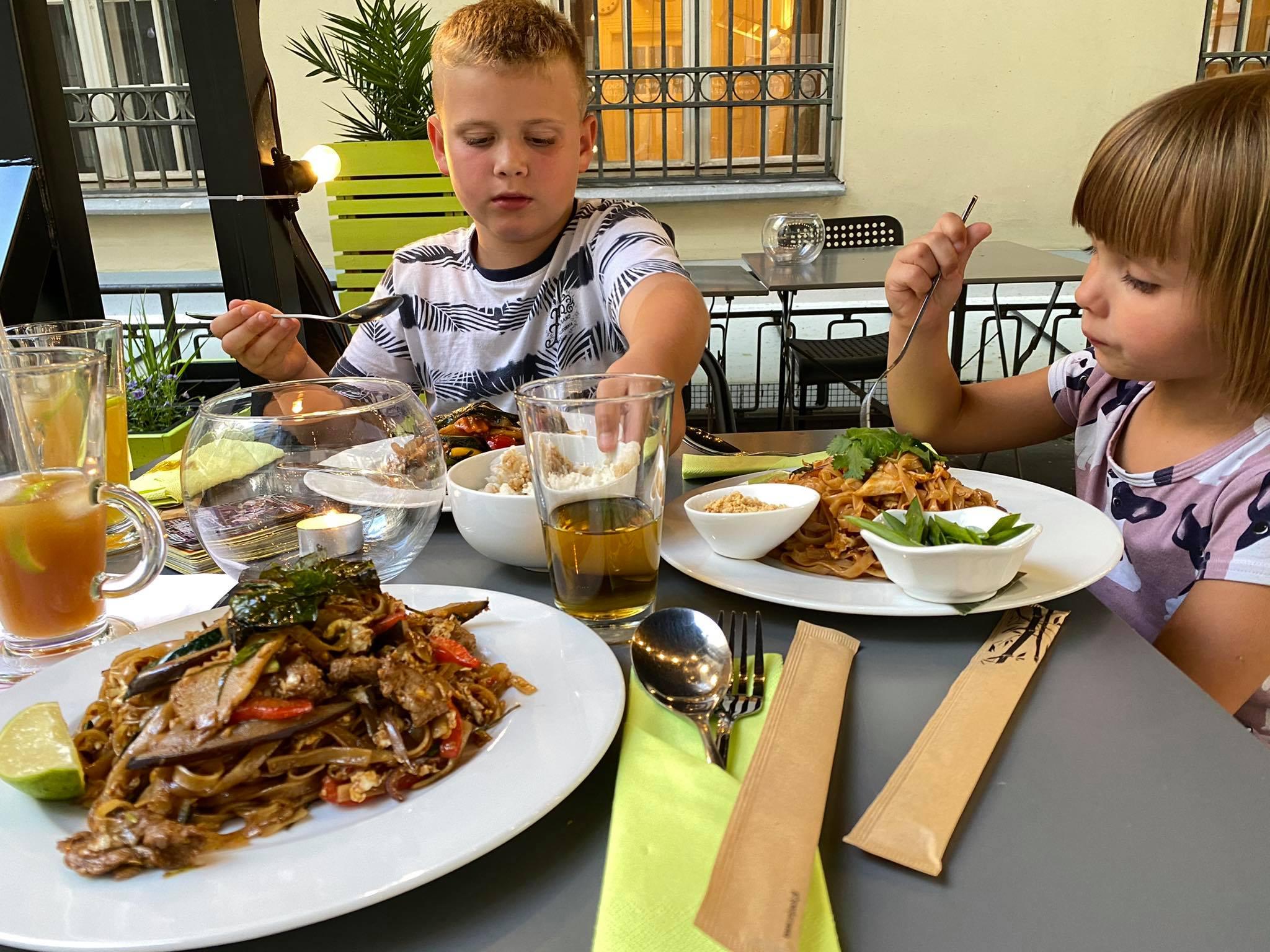 Basil & Lime_obiad