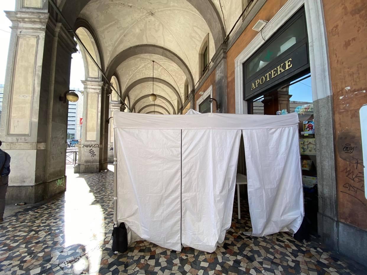 testy we Włoszech