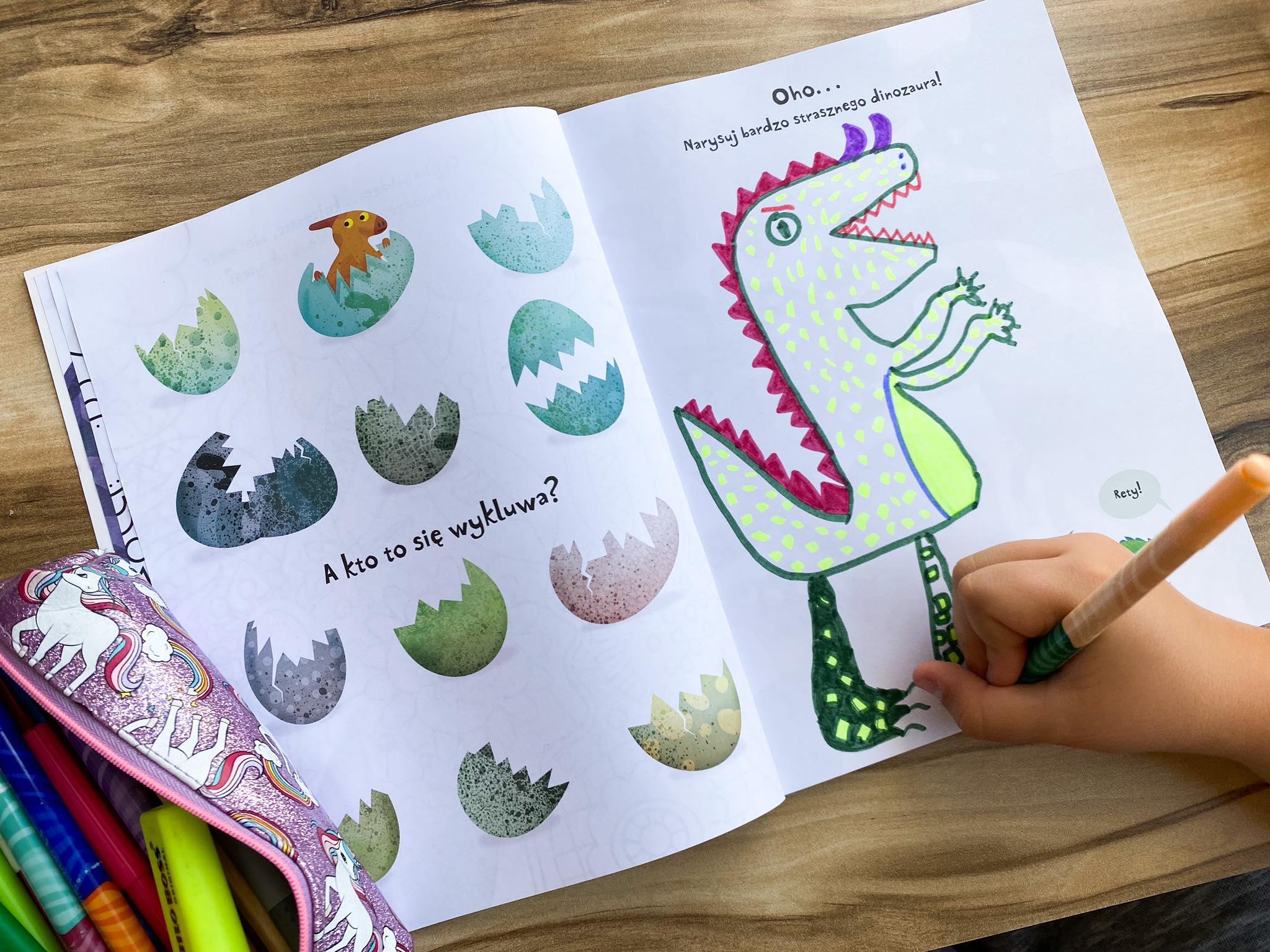 Absolutnie fantastyczne dinozaury