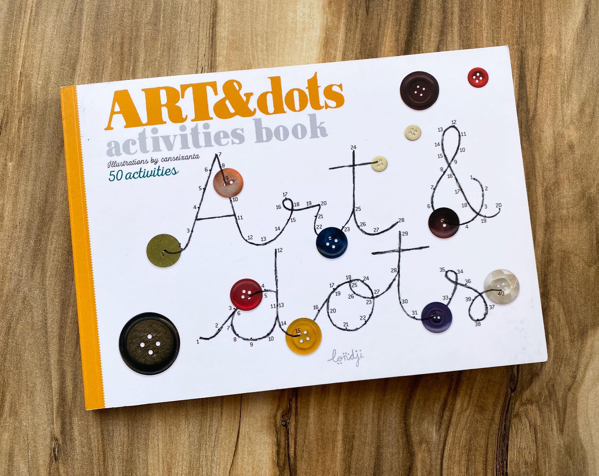 zeszyt kreawtyny Art & dots