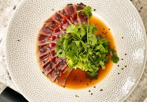 tataki z tuńczyka_CRUDO_GDYNIA